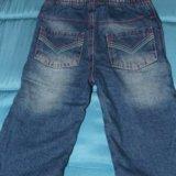 Джинсы утепленные 80-86 gloria jeans. Фото 3.