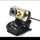 Веб-камера (usb-вход). Фото 1.