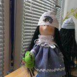 Куколка ручной работы 27 см. Фото 2. Бор.