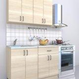 Кухонный гарнитур карамель. Фото 4.