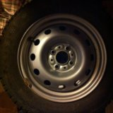 Зимние колеса кордиант поляр2 новые на дисках. Фото 2. Пермь.
