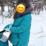 Зимняя куртка. Фото 1. Верхняя Синячиха.