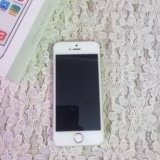 Iphone 5s gold. Фото 2.