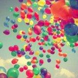 Геливые шарики,шарики на праздник. Фото 2. Уфа.