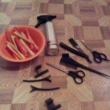 Набор парикмахера. Фото 1.