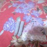 Платье и носочки для кукол. Фото 3.