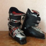 Горнолыжные ботинки salomon. Фото 1.