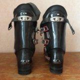 Горнолыжные ботинки salomon. Фото 3.