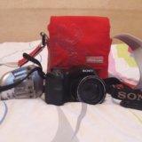 Полупрофессиональный фотоаппарат. Фото 2.