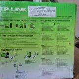 Tp-link- 150мбайт с. беспроводной usb  адаптер. Фото 1.