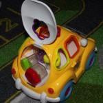 """Машинка сортер """"автошка"""". Фото 1."""