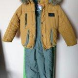Зимний костюм papillon, рост 116. Фото 1. Иркутск.