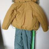 Зимний костюм papillon, рост 116. Фото 2. Иркутск.