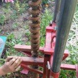 Абиссинский колодец. абиссинская скважина.игла. Фото 1.