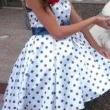 """Платье для девочки в стиле """"стильняшки"""". Фото 1."""