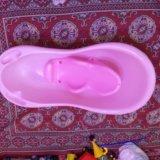 Ванночка детская для купания. Фото 1.