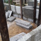 Теплые стеновые блоки. Фото 1.