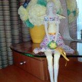 Куколка ручной работы. Фото 2.