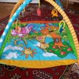 Детский развивающий коврик. Фото 2. Омск.