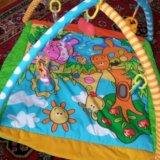 Детский развивающий коврик. Фото 3. Омск.