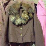 Пальто утепленное. Фото 1.