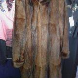 Шуба-пальто 48-52 размер. Фото 3.