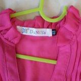 Блузка розовая. Фото 2.