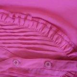 Блузка розовая. Фото 3.