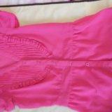 Блузка розовая. Фото 4.