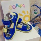 Обувь детская пакетом. Фото 1.