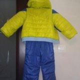 Зимний костюм на мальчика. Фото 3.