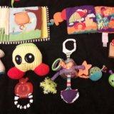 Игрушки погремушки +игрушки отдам на фото нет. Фото 1.