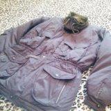 Мужская куртка на пуху р l. Фото 1. Новосибирск.