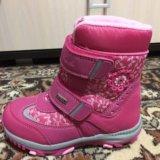 Новые зимние ботинки капика. Фото 1.