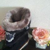 Унты (сапоги зимние) очень теплые. Фото 2.