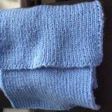 Вязаный шарф. Фото 4.