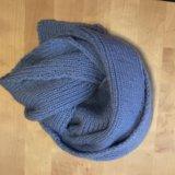 Вязаный шарф. Фото 3.