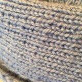Вязаный шарф. Фото 2.