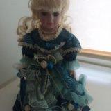 Куклы фарфор. Фото 3. Серпухов.