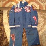 Спортивный костюм. Фото 2. Новошахтинск.