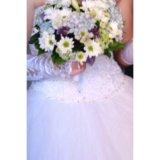 Свадебное платье. Фото 1. Щёлково.