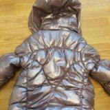 Куртка для девочки евро зима. Фото 1.