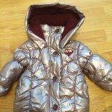 Куртка для девочки евро зима. Фото 2. Великий Новгород.
