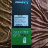 Gtx 770 2gb. Фото 2.