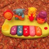 Музыкальная игрушка. Фото 1.