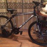 Новый велосипед stern dynamic. Фото 1.
