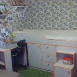 Кровать детская. Фото 3. Омск.