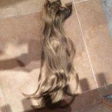 Волосы на заколках. Фото 1. Тольятти.