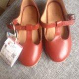 Новые детские туфли zara. детская обувь. Фото 1.