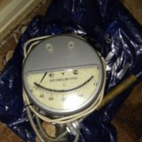 Термосигнализатор.можно использовать в бани как ,t. Фото 1.
